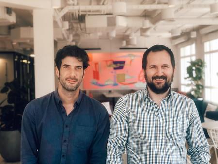 Ruben Lopez Y Galder Kabiketa Fundadores De Take A Restaurant