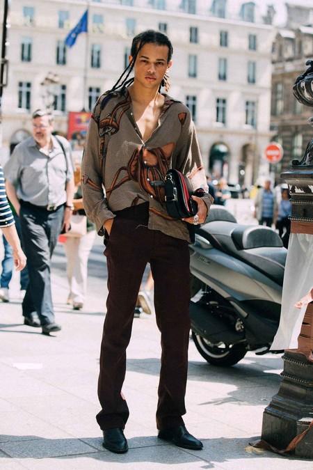 El Mejor Street Style De La Semana Los Modelos Se Coronan Como Reyes Del Estilo En Paris 04