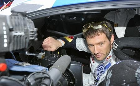 Rally de México 2013: Sébastien Ogier se acuesta líder
