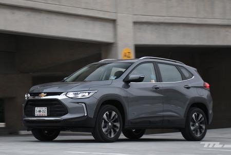 Chevrolet Tracker 2021 Opiniones Prueba Mexico 10