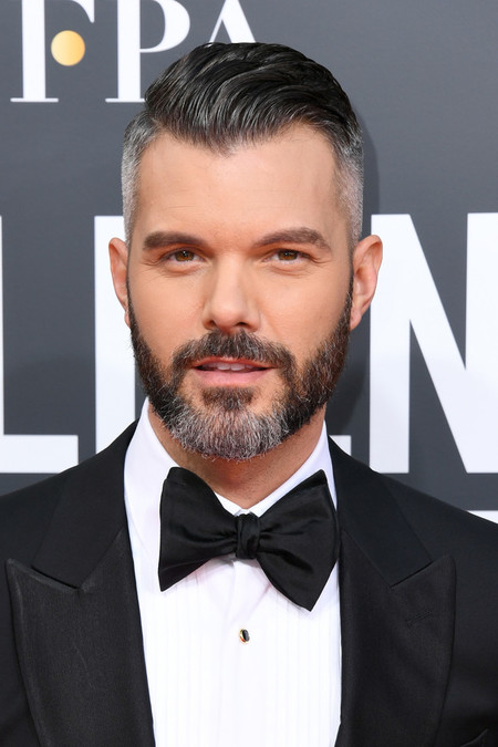 A J Gibson Red Carpet Gondel Globe Awards 2019 Alfomba Roja Trendencias Hombre 02