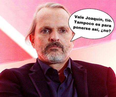 Don Diablo se ha escapado...Ah no, que es Miguel Bosé que ataca de nuevo con el Coronavirus, ¡Y Joaquín Prat ya no aguanta más!