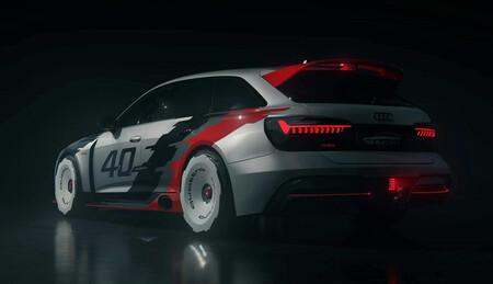Audi Rs6 Gto Concept 1