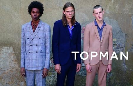 Gosha Rubchinskiy le pone un mood urbano a la colección holiday de Topman