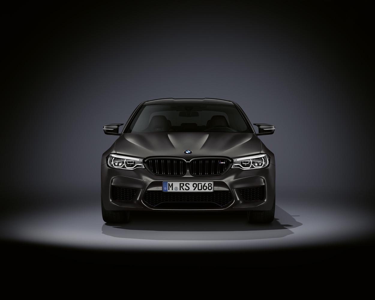 Foto de BMW M5 Edición 35 Aniversario (7/14)
