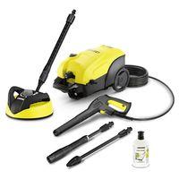 La limpiadora de alta presión K 4 Pure Home, ideal para la limpieza del hogar, con 70 euros de descuento hoy en AliExpress Plaza