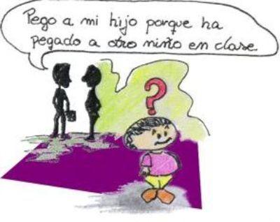 """""""Corregir no es pegar"""" también en el 2008. Alternativas a la bofetada."""