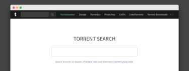 En esta web puedes buscar torrents en múltiples sitios a la vez y encontrar decenas de trackers que permanecen activos