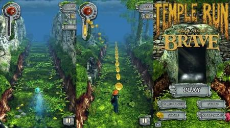 Temple Run: Brave llega a Windows Phone 8 por 0.99$