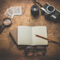 Si tienes ganas de viajar, pero no hay presupuesto, estos libros te llevarán de aventuras por el mundo