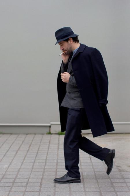 Paris street style hombre
