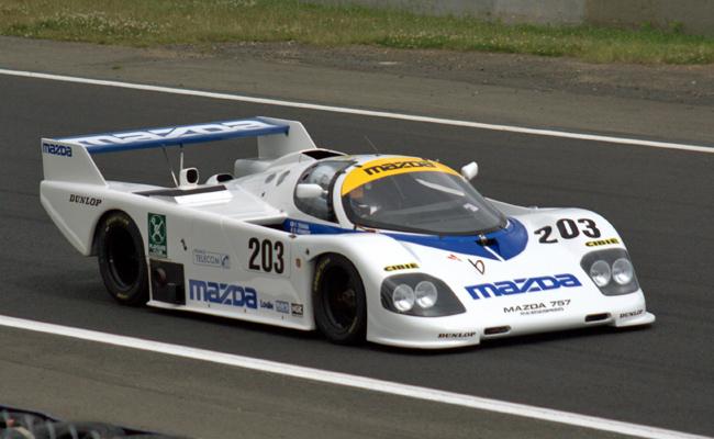 Mazda Cosmo 84 horas de Nürburgring 1968