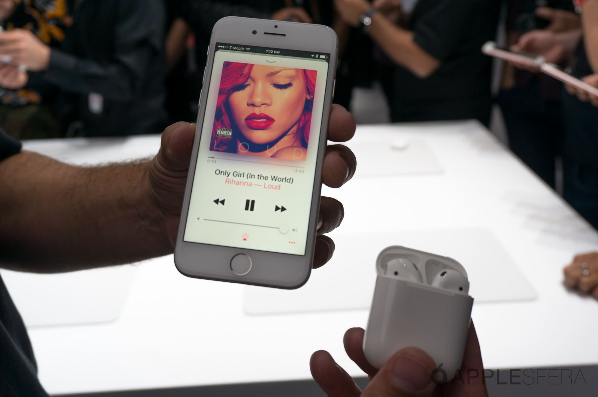 Foto de Apple Event: 7 Septiembre (21/44)