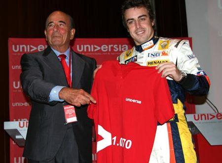 Fernando Alonso y Ferrari. Más leña al fuego