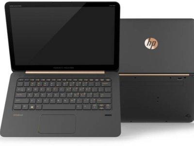 HP pone guapo a su portátil más delgado antes de la llegada de Windows 10