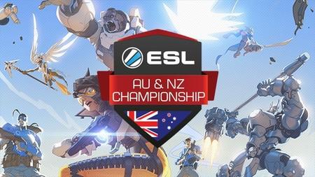 La competición de Overwatch llega a Australia y Nueva Zelanda