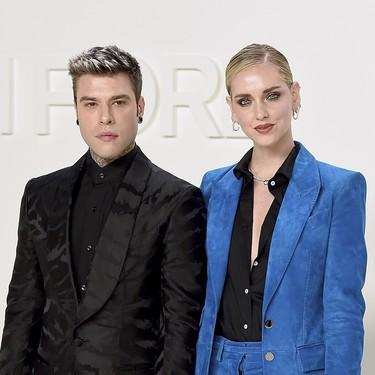 El front row de Tom Ford nos trae los looks más sexy de la Semana de la Moda de Nueva York