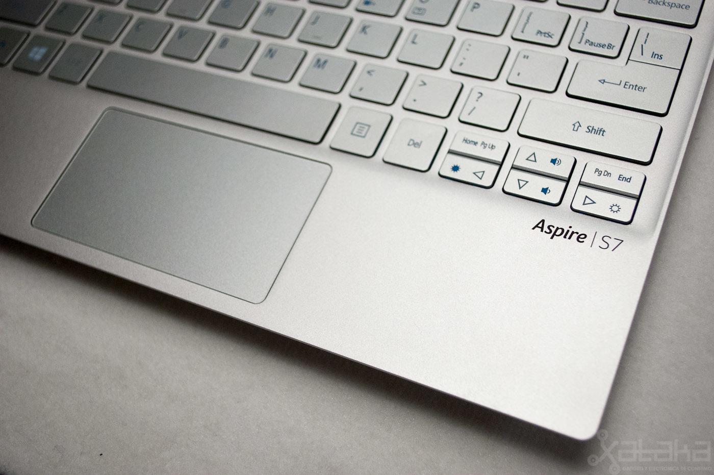 Acer Aspire S7, primeras impresiones