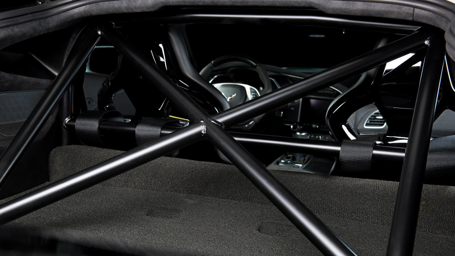 Foto de Corvette Z06 Geiger Carbon 65 Edition (13/15)