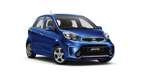 Kia Picanto presume renovación interior y exterior