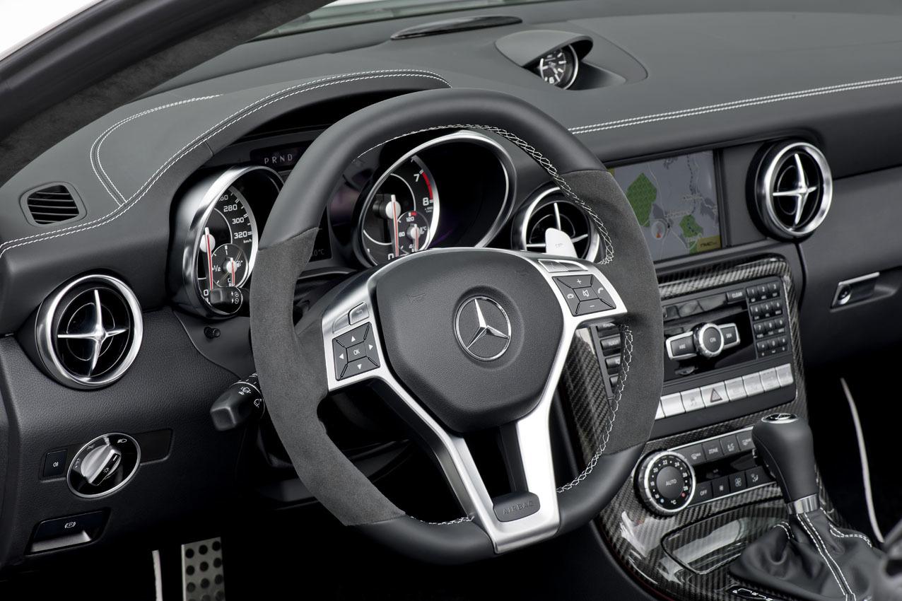 Foto de Mercedes-Benz SLK 55 AMG (11/13)