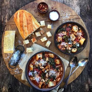 Las 11 cuentas vegetarianas de comida sana y deliciosa que te inspirarán