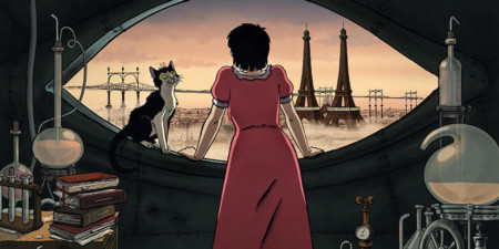 'April and the Extraordinary World', tráiler de una fascinante propuesta de animación francesa
