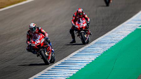 Dovizioso Jerez Motogp 2020