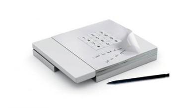 Memo Pad Phone: teléfono de diseño