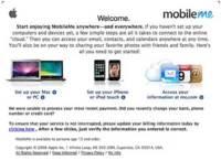 Alerta: Hay que andarse con ojo con algunos correos de MobileMe
