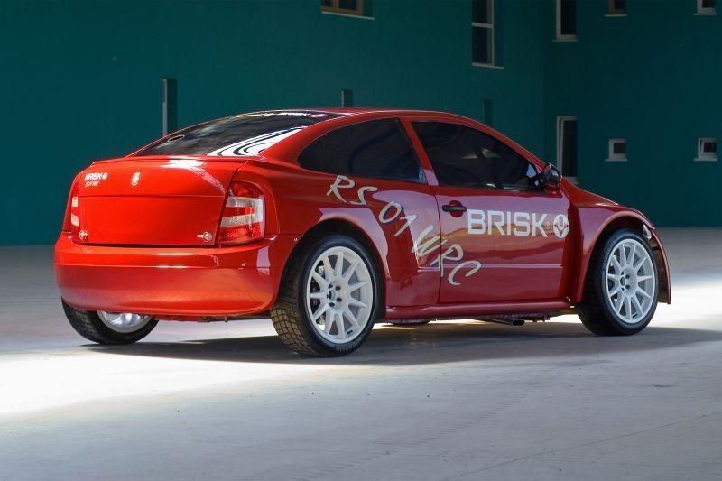 Foto de Brisk RS 01 WRC (8/19)
