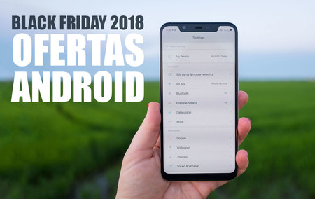 Black Friday 2018: las mejores ofertas en móviles y tablets Android