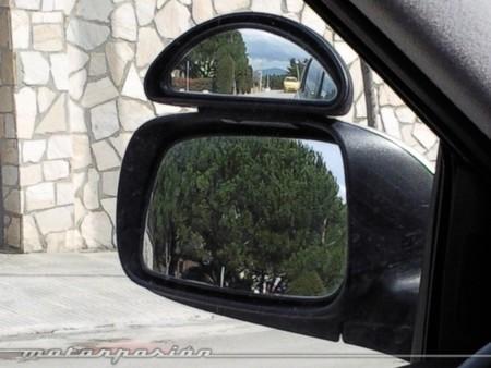 doble mando, doble espejo