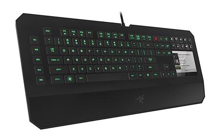 Razer DeathStalker Ultimate, un teclado para videojuegos extremo