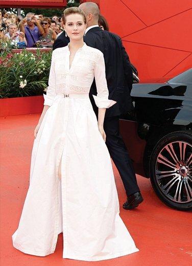 Rachel Evan Wood venecia