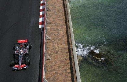 McLaren culpa a Raikkonen