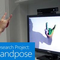 El mejor reconocimiento de manos lo hace Microsoft con Handpose