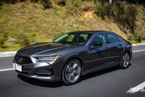 Acura TLX 2021, al volante de un sedán premium que gusta por lujoso y convence por dinámico
