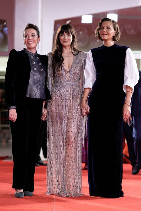 Maggie Gyllenhaal de Prada