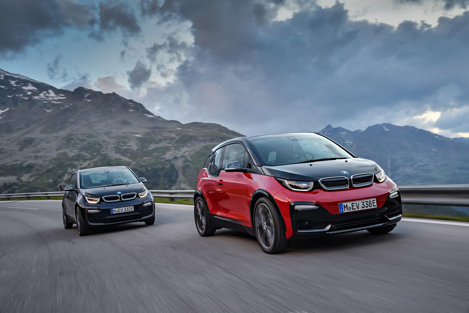 Foto de BMW i3 y i3s 2018 (122/139)