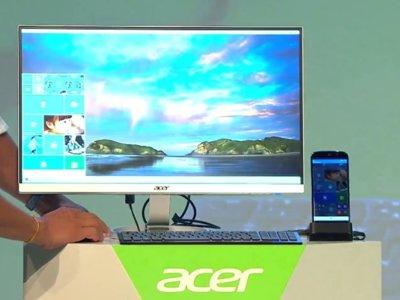 El Acer Jade Primo con Windows 10 y Continuum saldrá al mercado en diciembre por unos 408 dólares