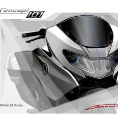 Foto 31 de 33 de la galería bmw-concept-101-bagger en Motorpasion Moto