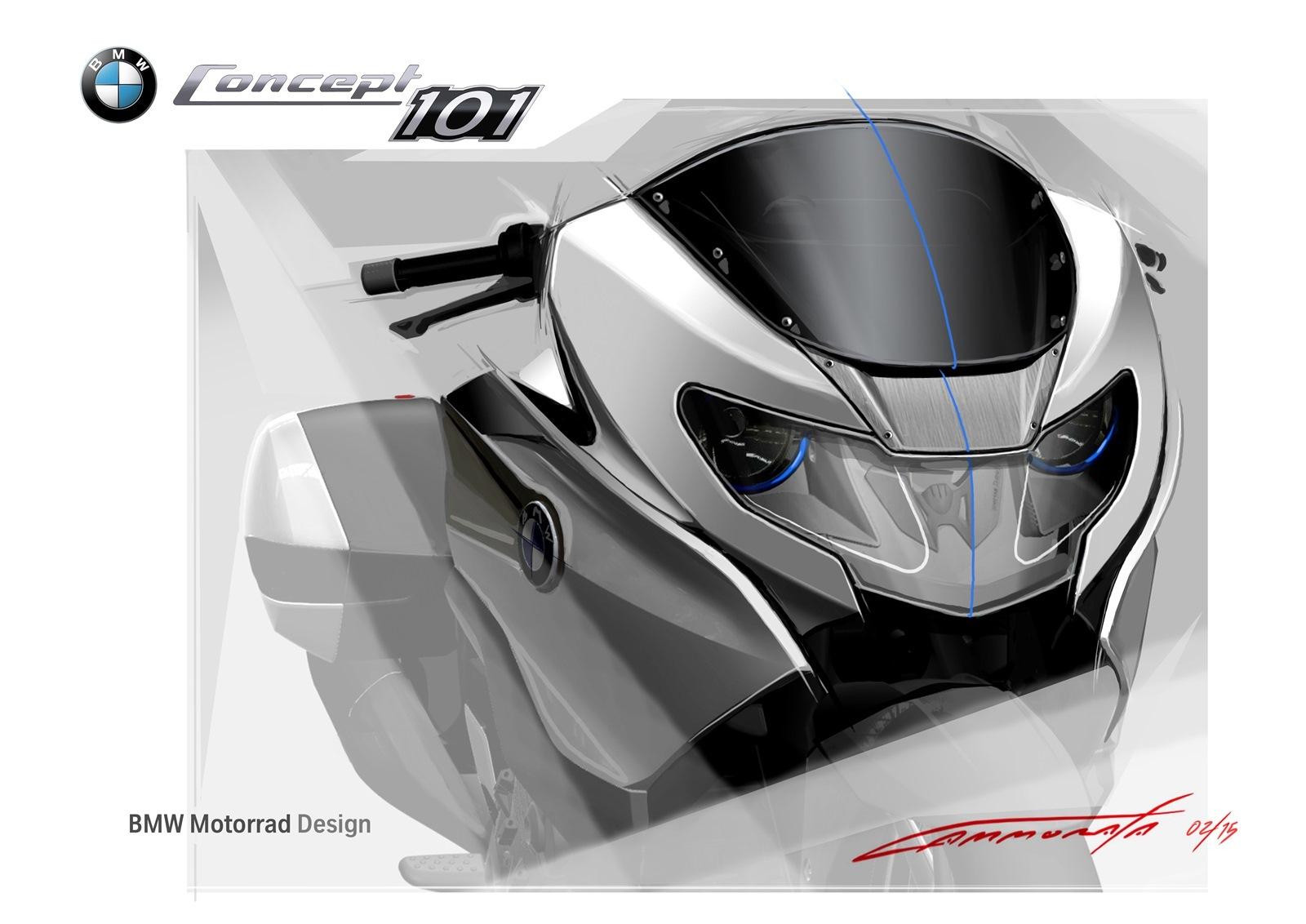 Foto de BMW Concept 101 Bagger (31/33)
