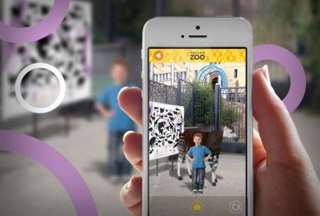 Animales virtuales pero muy reales: la realidad aumentada llega al Zoo de Moscú