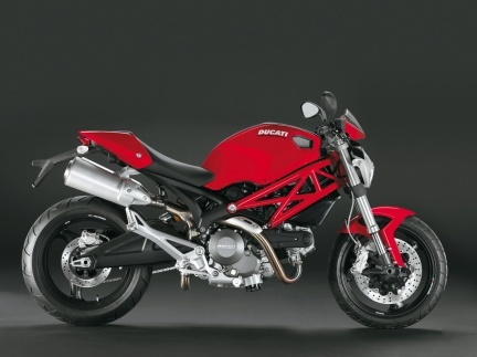 Ducati revela la Monster 696 Plus