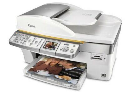 Impresoras Kodak EasyShare 5110, 5300 y 5500