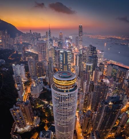Vibrant Hong Kong By Leemumford8 Uk