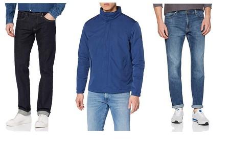 Chollos en tallas sueltas de pantalones y chaquetas de marcas como Adidas, Pepe Jeans, Lee y Jack & Jones en Amazon por menos de 20 euros