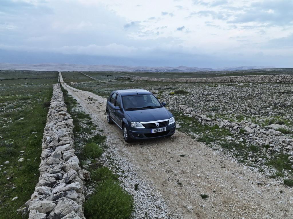 Foto de Dacia Logan 2008 (22/57)