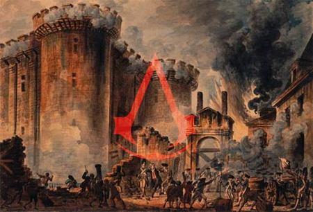 Rumor: La segunda parte de 'Assassin's Creed' podría ambientarse en la Revolución Francesa
